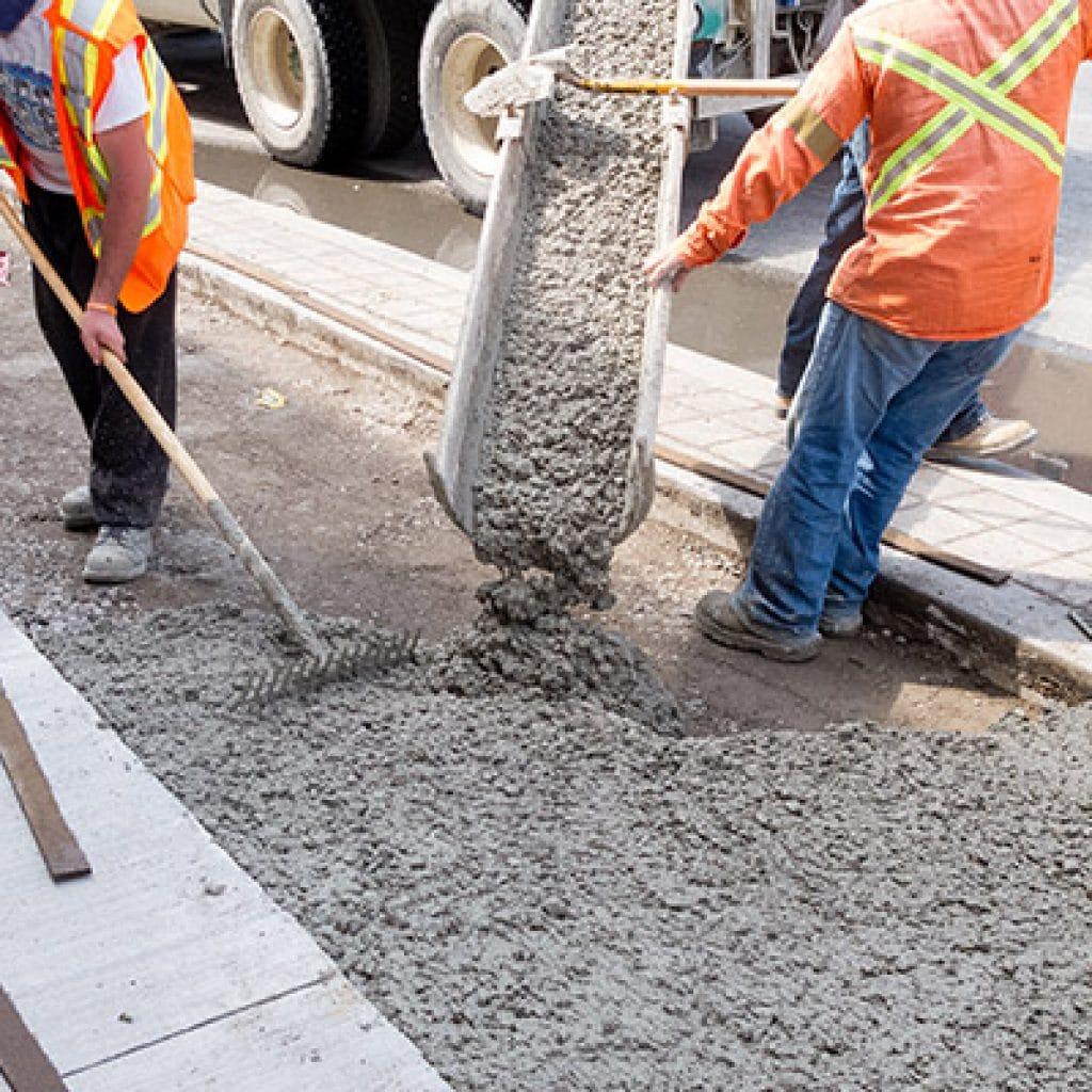 Cemgate Concrete, Screed & Aggregate